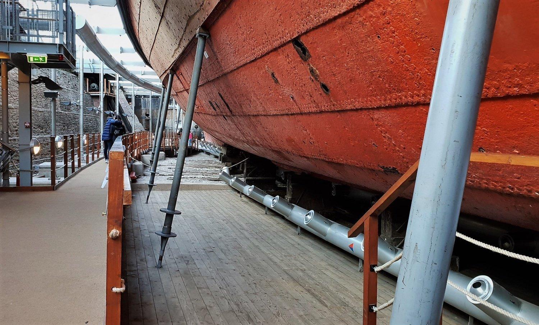 Chiglia SS Great Britain