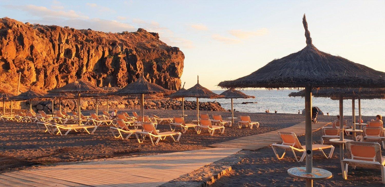 Dove andare in spiaggia a Tenerife Playa de Ajabo