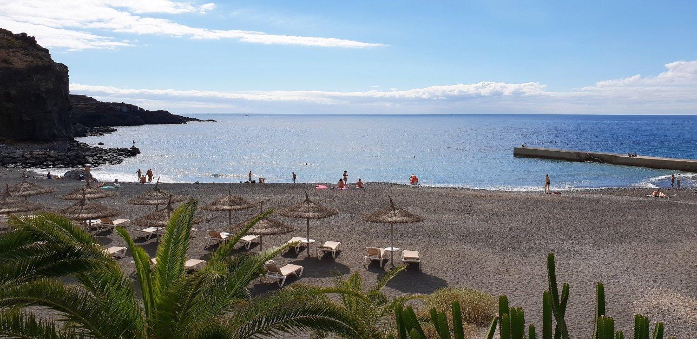 Dove si trova la Playa de Ajabo a Tenerife