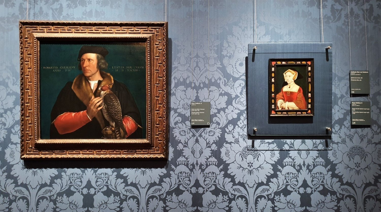 Holbein Mauritshuis