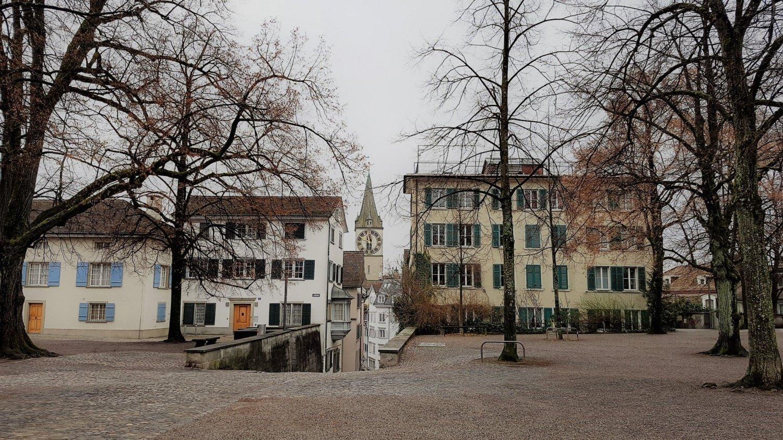 Lindenhof zurigo