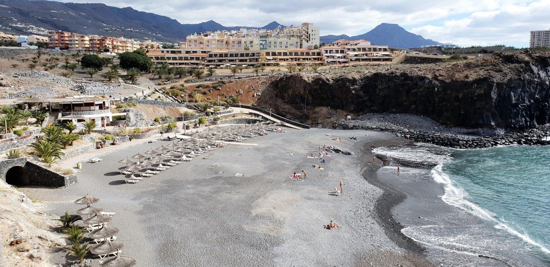 Playa de Ajabo Tenerife