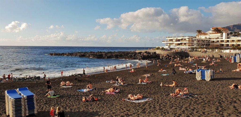 Tenerife Playa de la Arena