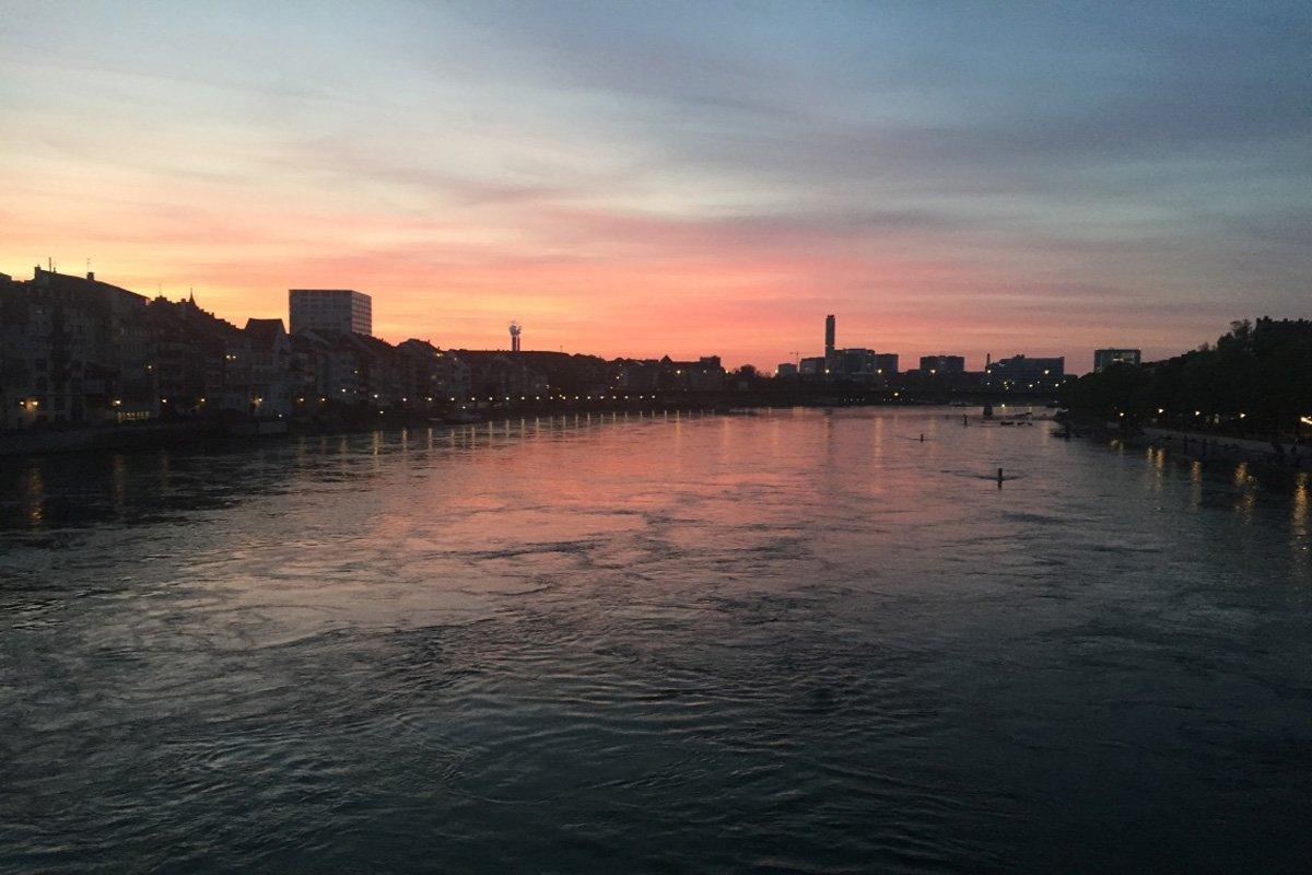 Fare un viaggio a Basilea