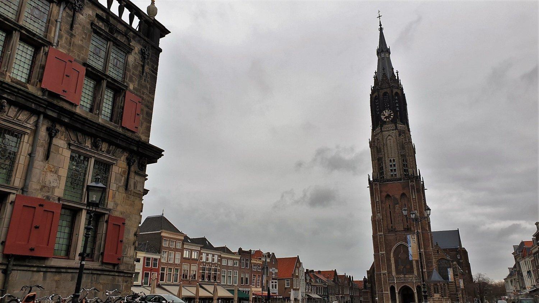 Visitare la Nieuwe Kerk di Delft
