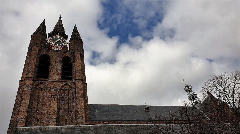 Visitare la Oude Kerk di Delft