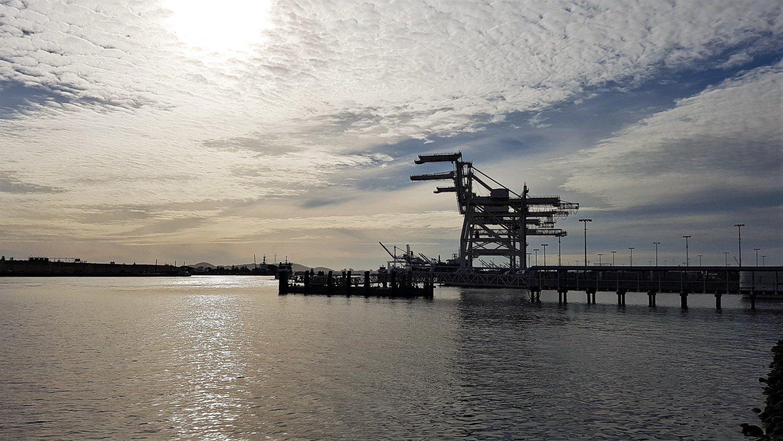 Benne porto di Oakland
