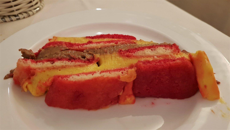 dolce ristorante Canossa