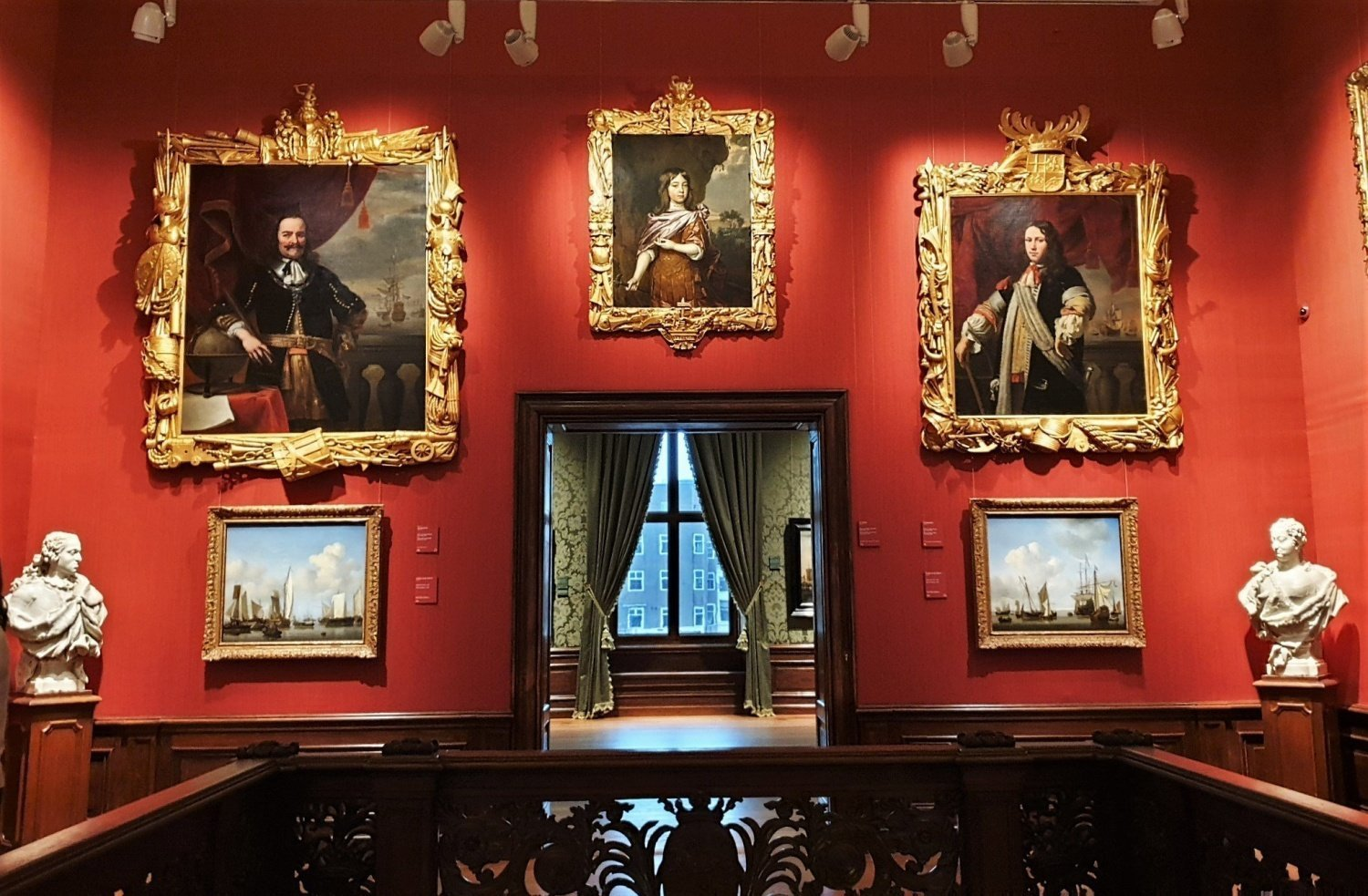 scalone Mauritshuis