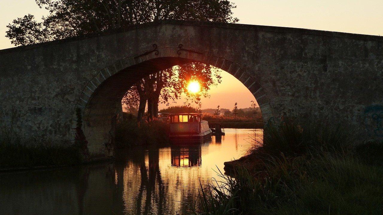 Canal du Midi Francia