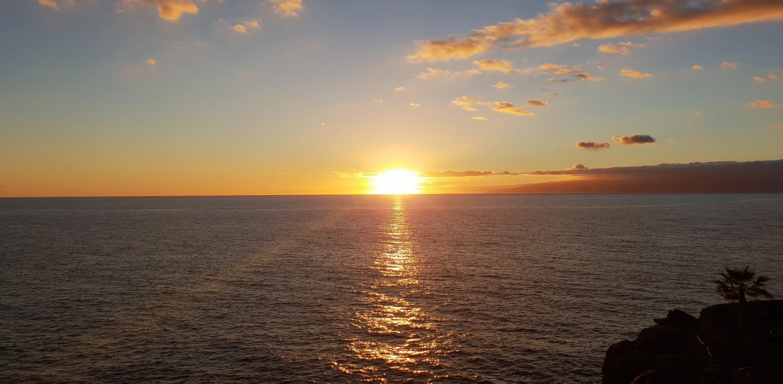 tramonto Playa Ajabo