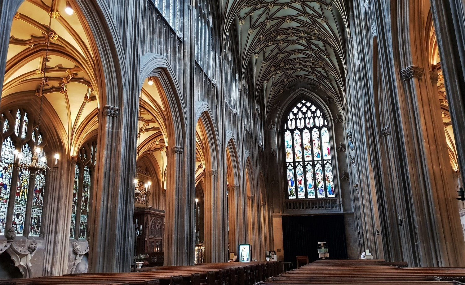 vetrate st.mary redcliffe