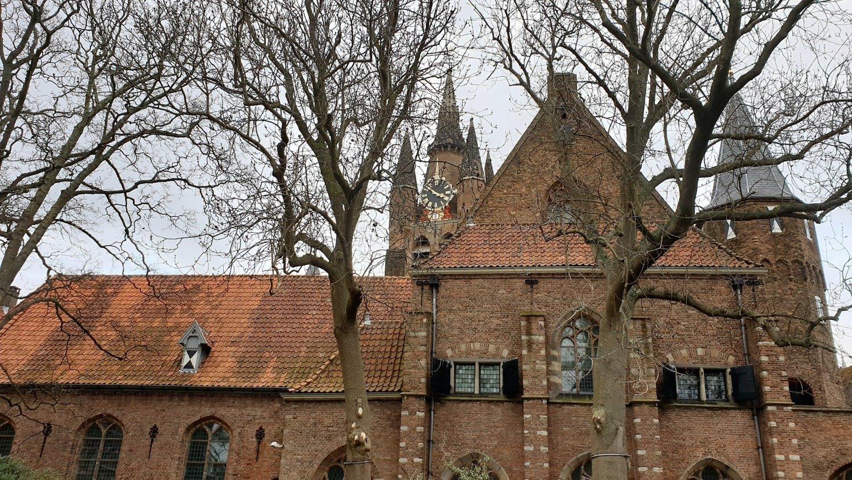 Delft Il prinsenhof