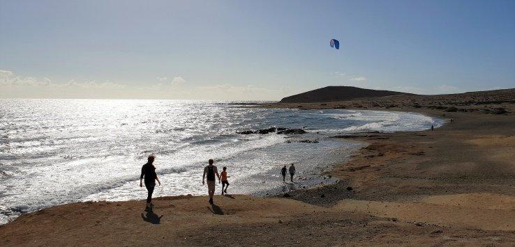 Dove andare in spiaggia a Tenerife El Mèdano