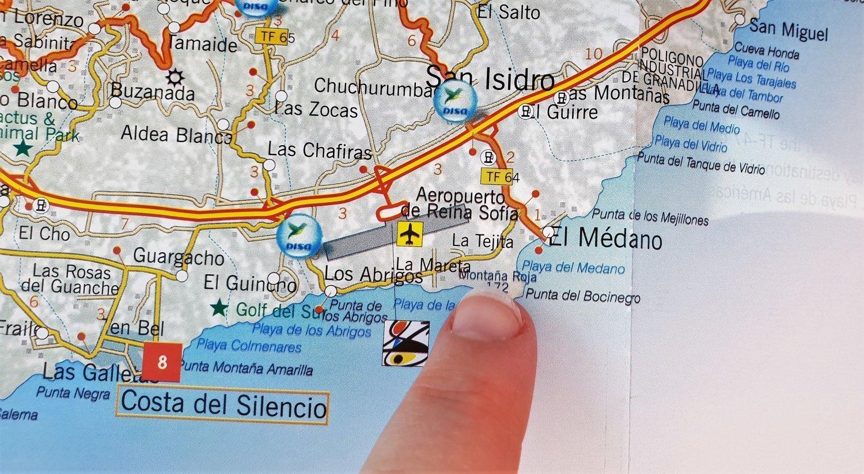 Dove si trova la Playa El Mèdano