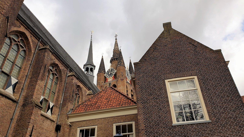 Cosa vedere al Prinsenhof di Delft