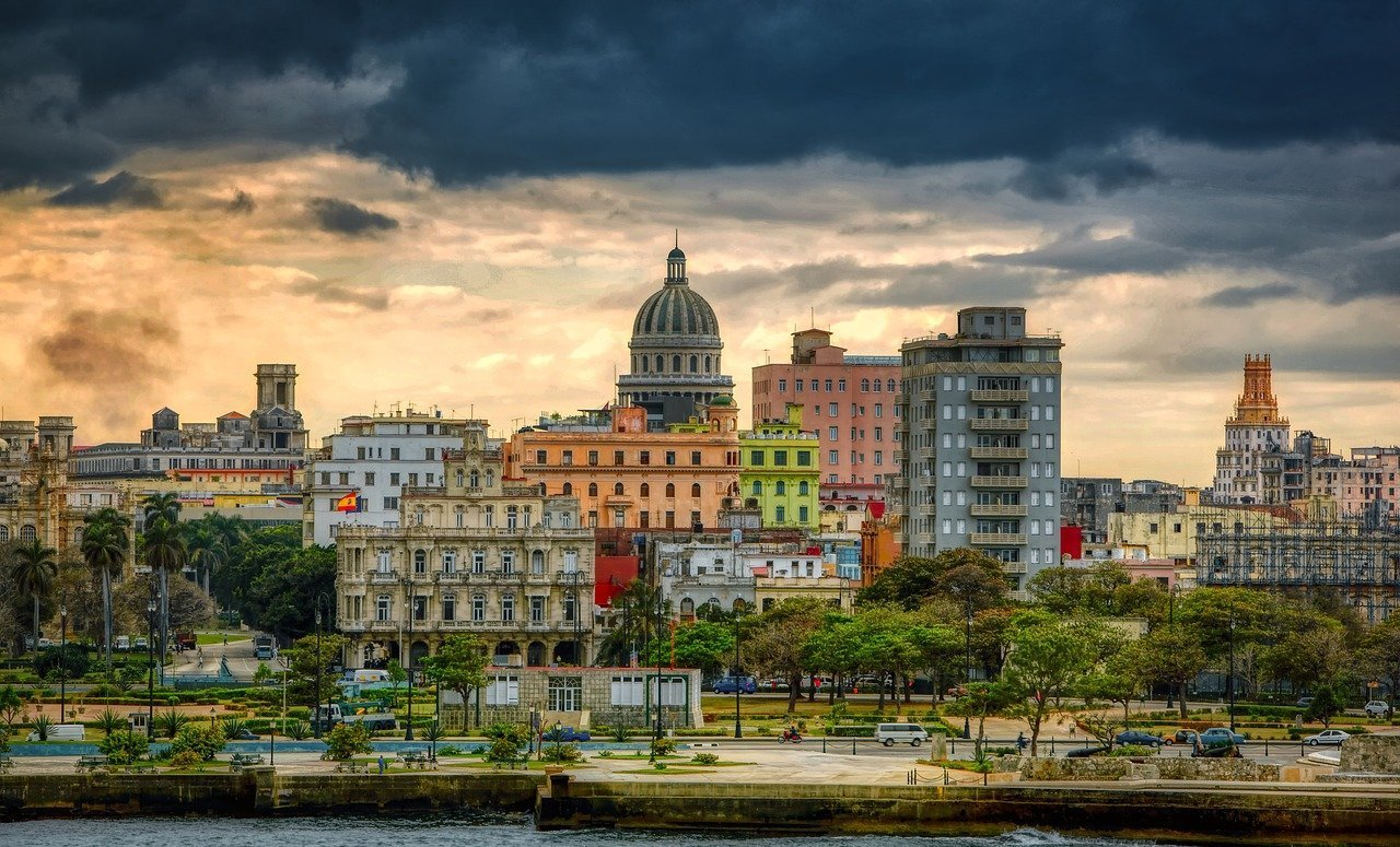 Cuba in primavera