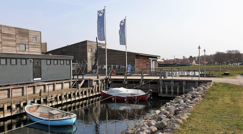 Dove si trova il museo vichingho di Roskilde