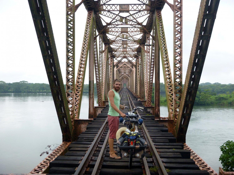 Viaggio in bici in Messico