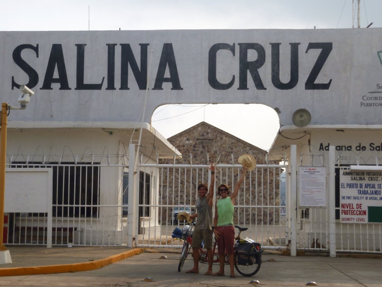 Viaggio a Salina Cruz in tandem
