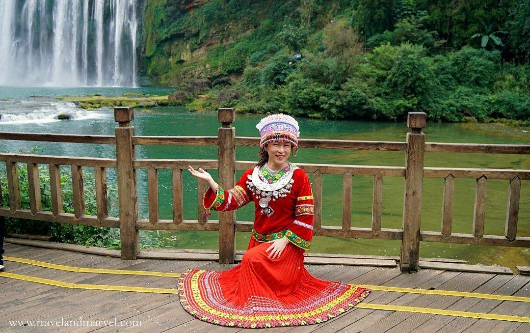 Cascate Guizhou