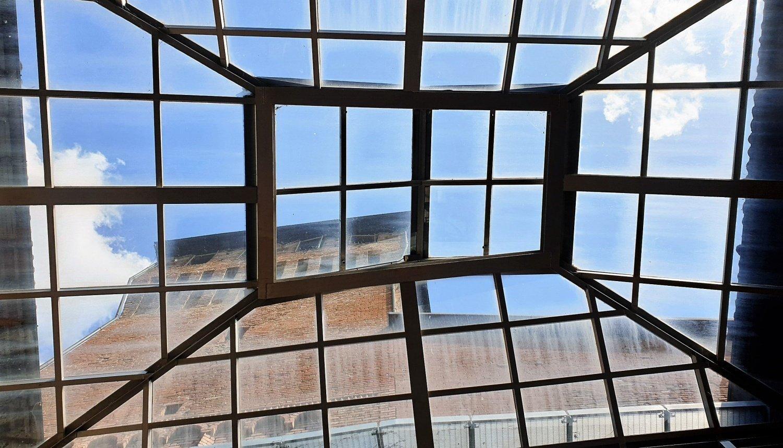 Cortile interno Castello Montecchio Emilia