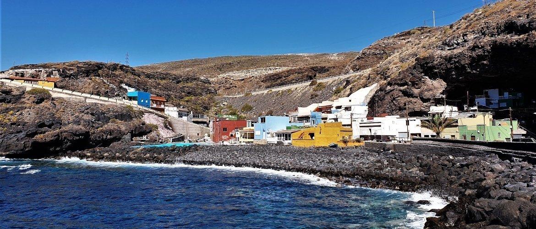 Dove fare il bagno a Tenerife Punta Prieta