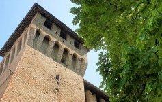 Emilia Romagna visitare il castello di Montecchio Emilia