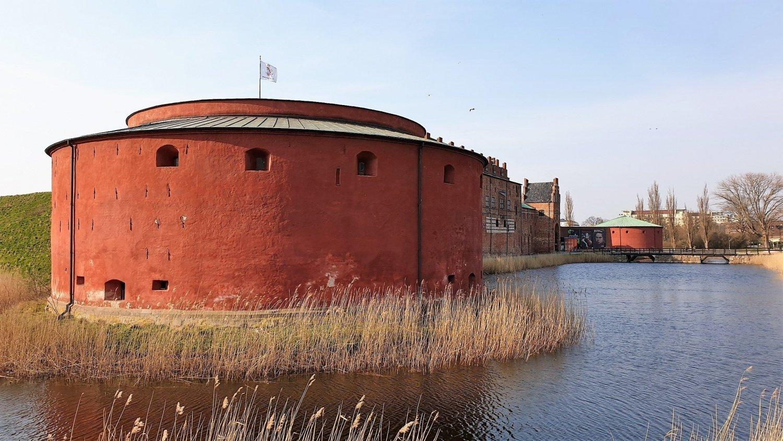 Esterno Castello Malmo