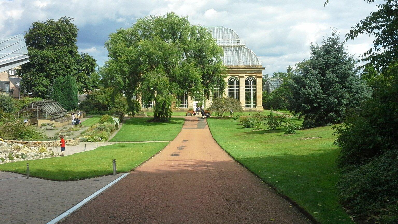 Giardino Botanico Edimburgo