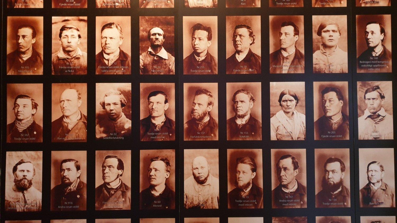 Prigionieri castello Malmo