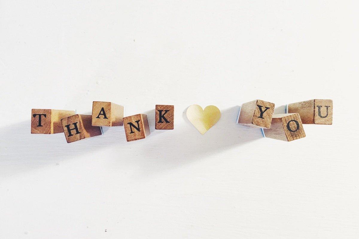 Imparare a dire grazie