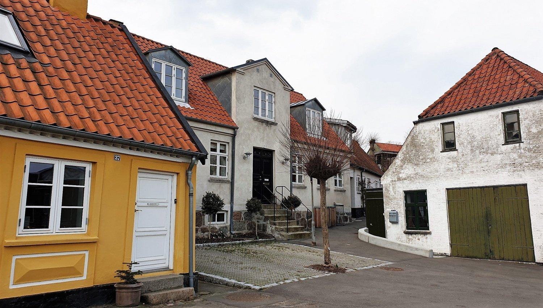 Case di Sankt Jorgensbjerg