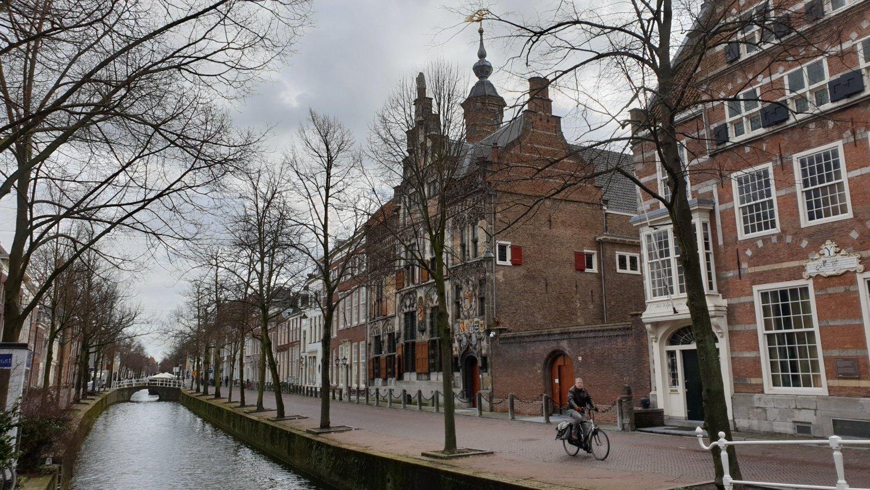 Delft i luoghi di Vermeer