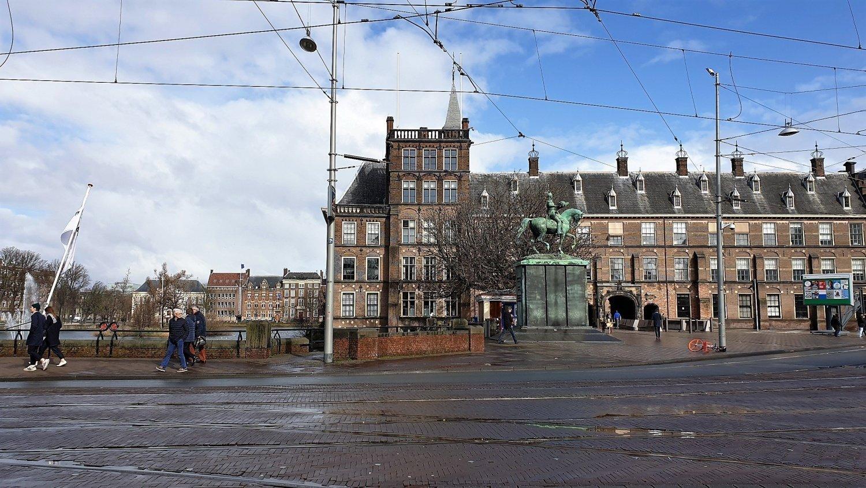 Den Haag capitale d'Olanda