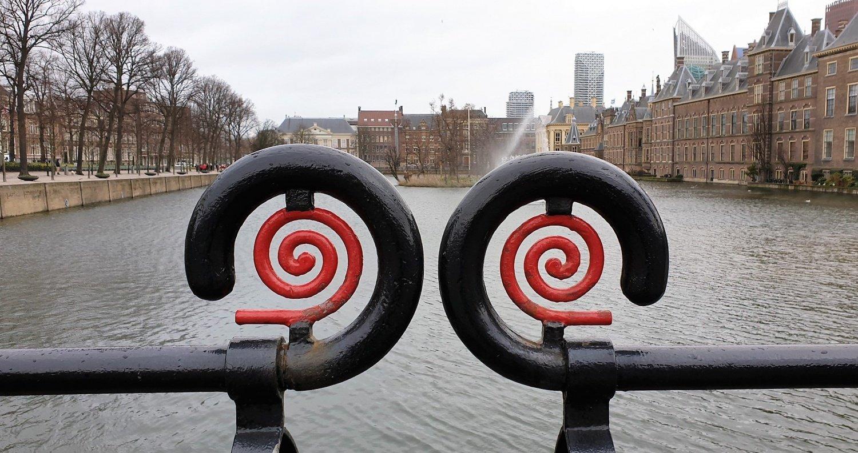 Den Haag visitare il Binnenhof