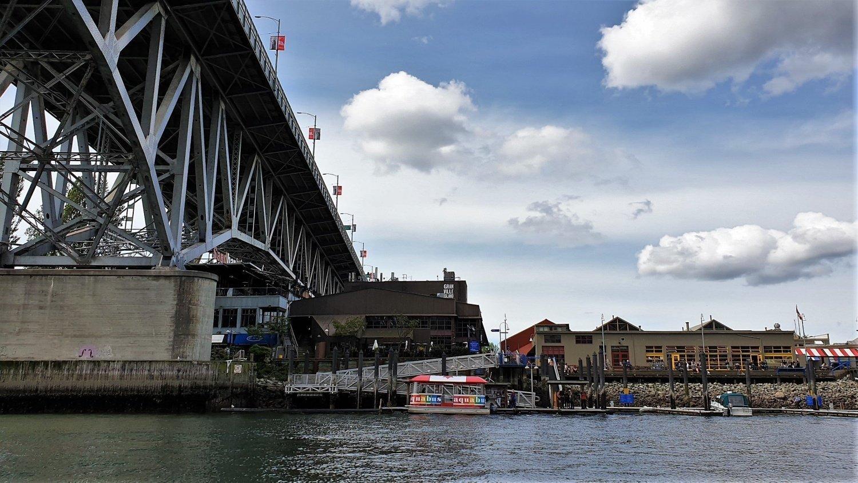 Come raggiungere Granville Island a Vancouver