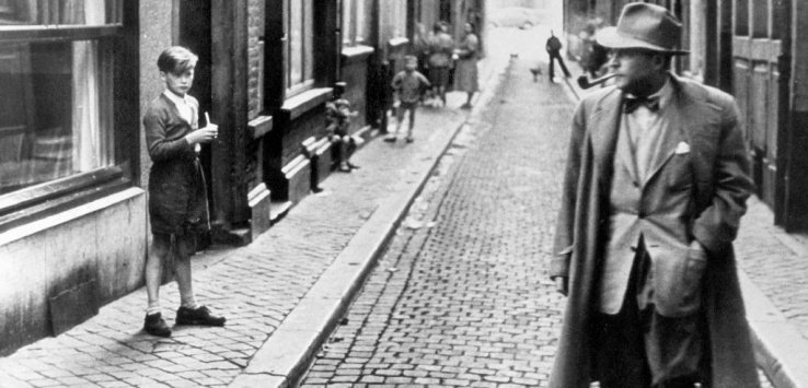 In viaggio con George Simenon