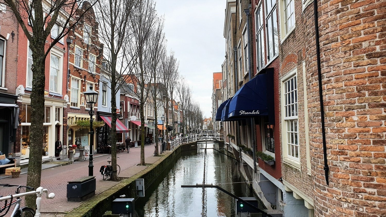 Vodelsgracht Delft