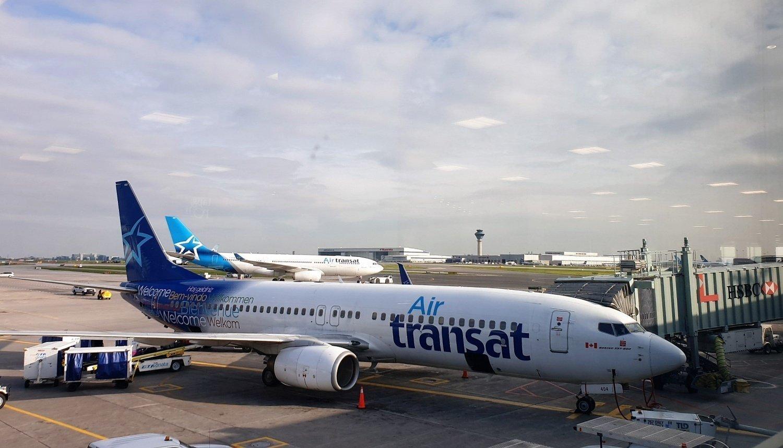 Volare con Air Transat