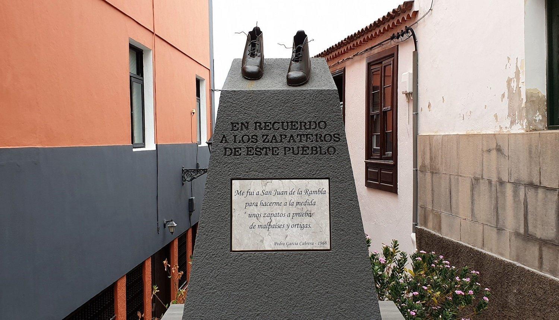 Zapatero San Juan de la Rambla