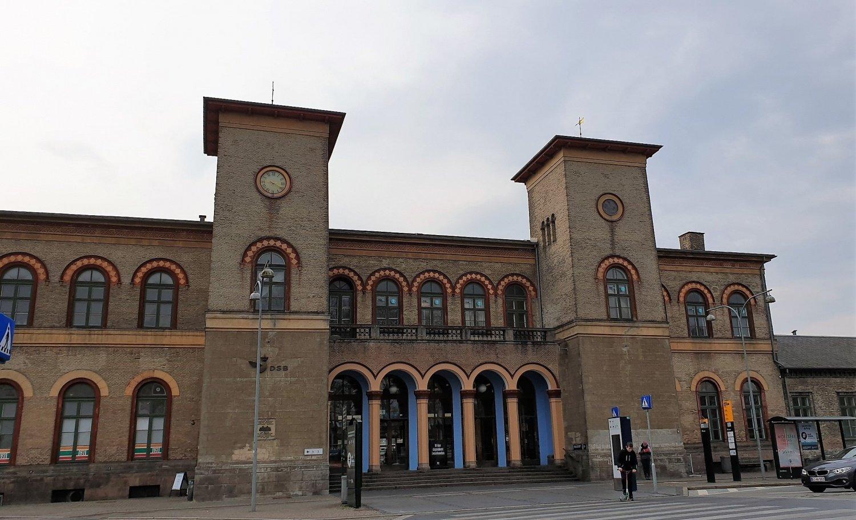stazione di Roskilde