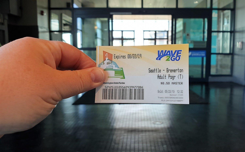 Biglietto Seattle Bremerton