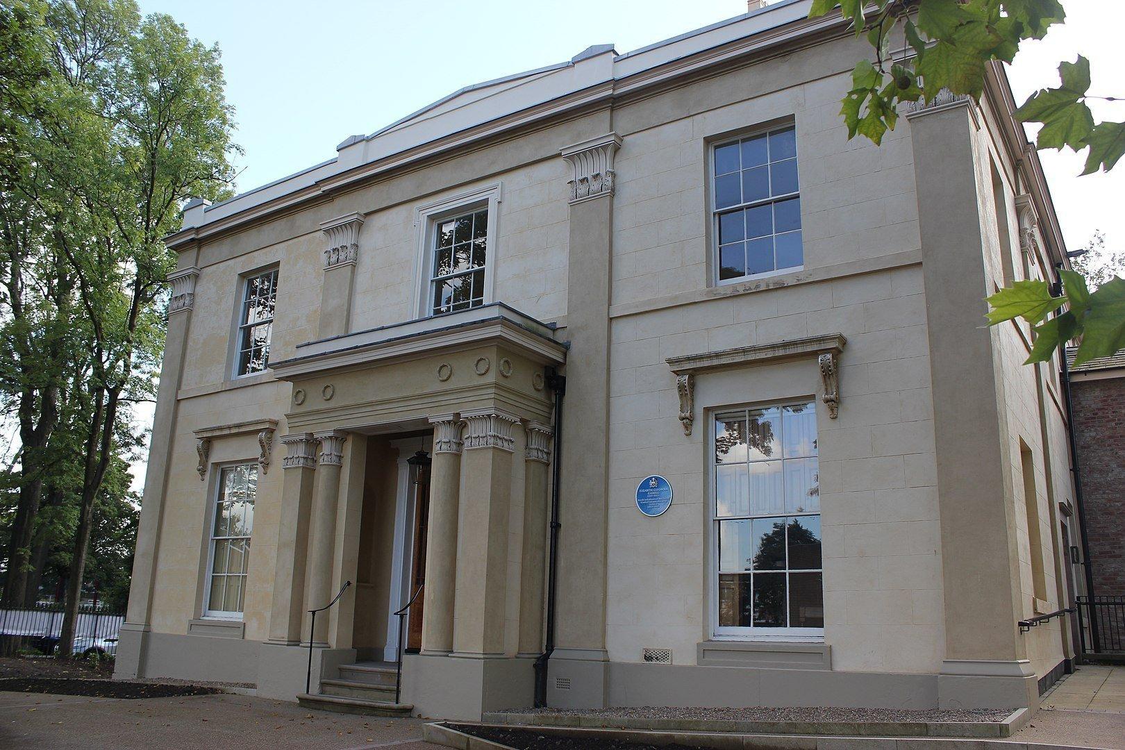 Casa di Elizabeth Gaskell
