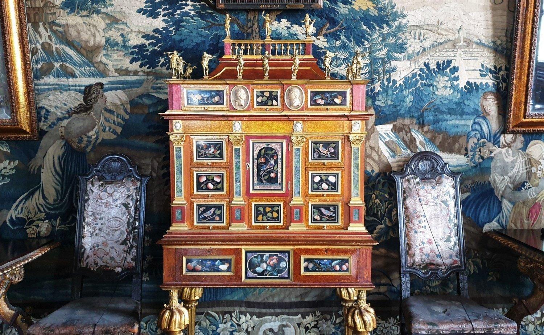 Cosa vedere nel castello di Rosenborg a Copenhagen