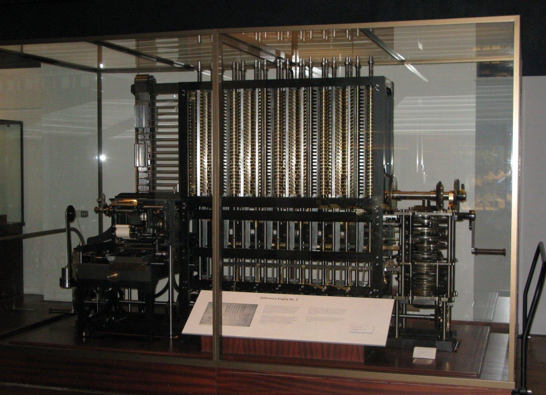 Computer di Charles Baggage