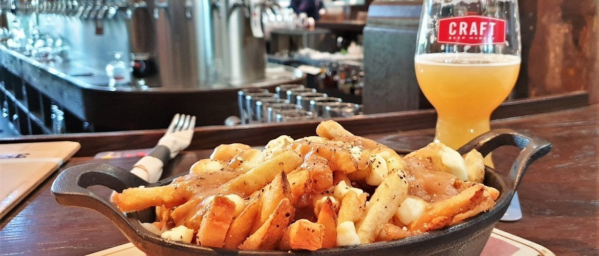 Dove mangiare a Vancouver Craft Beer Market