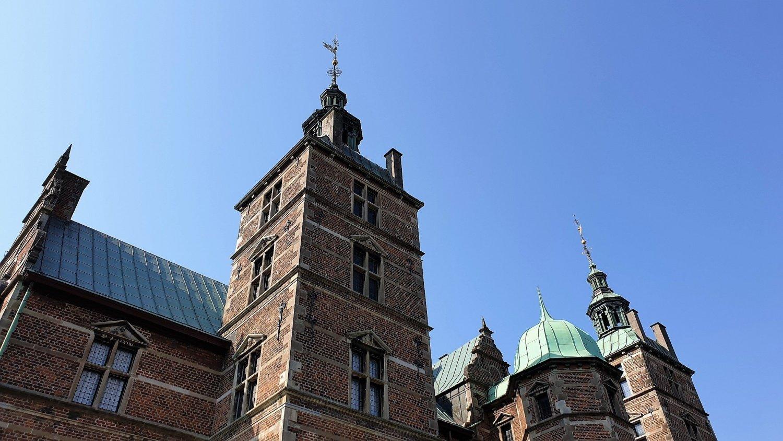 Dove si trova il castello di Rosenborg