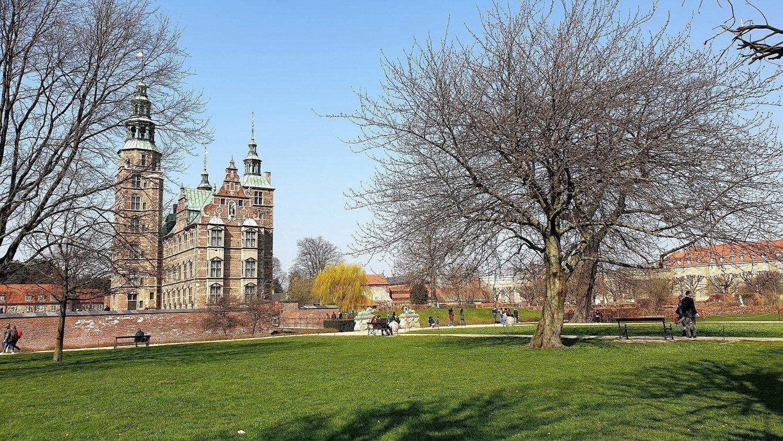 I giardini di Rosenborg Slot