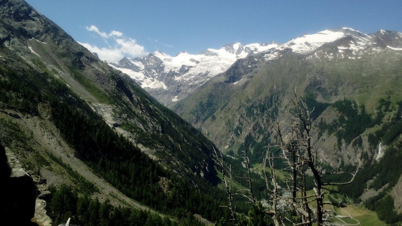 Monte Bianco da Cogne